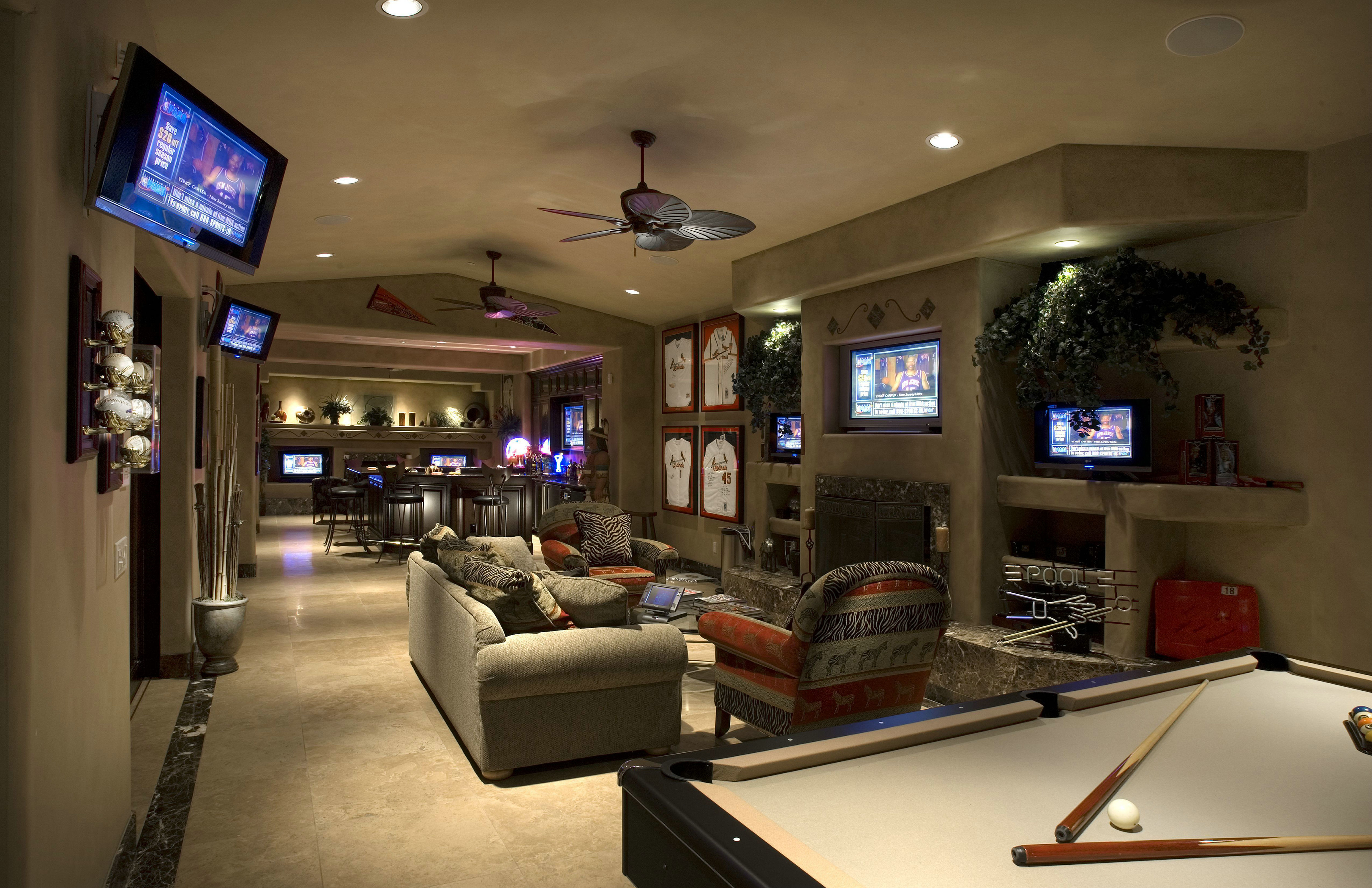Best ideas about Game Room Pictures . Save or Pin Luxury Games Rooms in Homes For Sale in and Around Chicago Now.