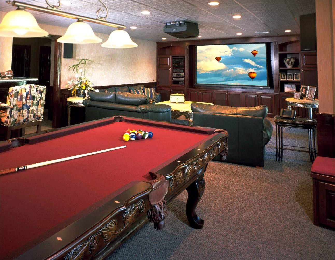 Best ideas about Game Room Pictures . Save or Pin Get started with Best Game Room Ideas Decoration Channel Now.