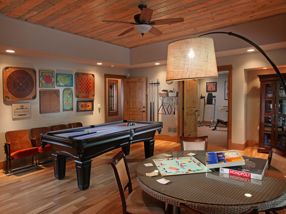 Best ideas about Game Room Pictures . Save or Pin 23 Game Room Designs Decorating Ideas Now.