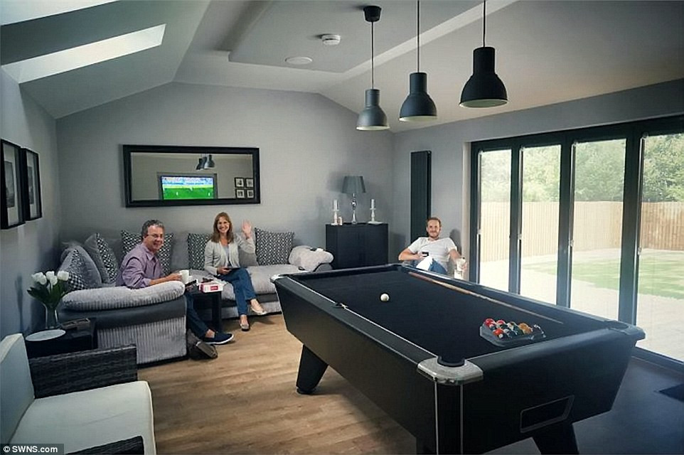 Best ideas about Game Room Pictures . Save or Pin Games Room of the Year entries include Tottenham Hotspur Now.