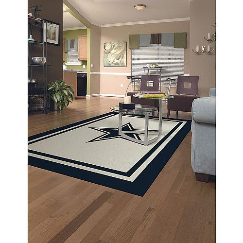 Best ideas about Game Room Rugs . Save or Pin Game rooms Dallas cowboys and Rugs on Pinterest Now.