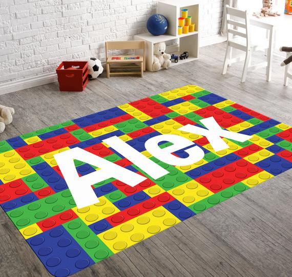 Best ideas about Game Room Rugs . Save or Pin Lego Rug Lego Nursery Nursery Rug Game Room Rug Kids Rugs Now.