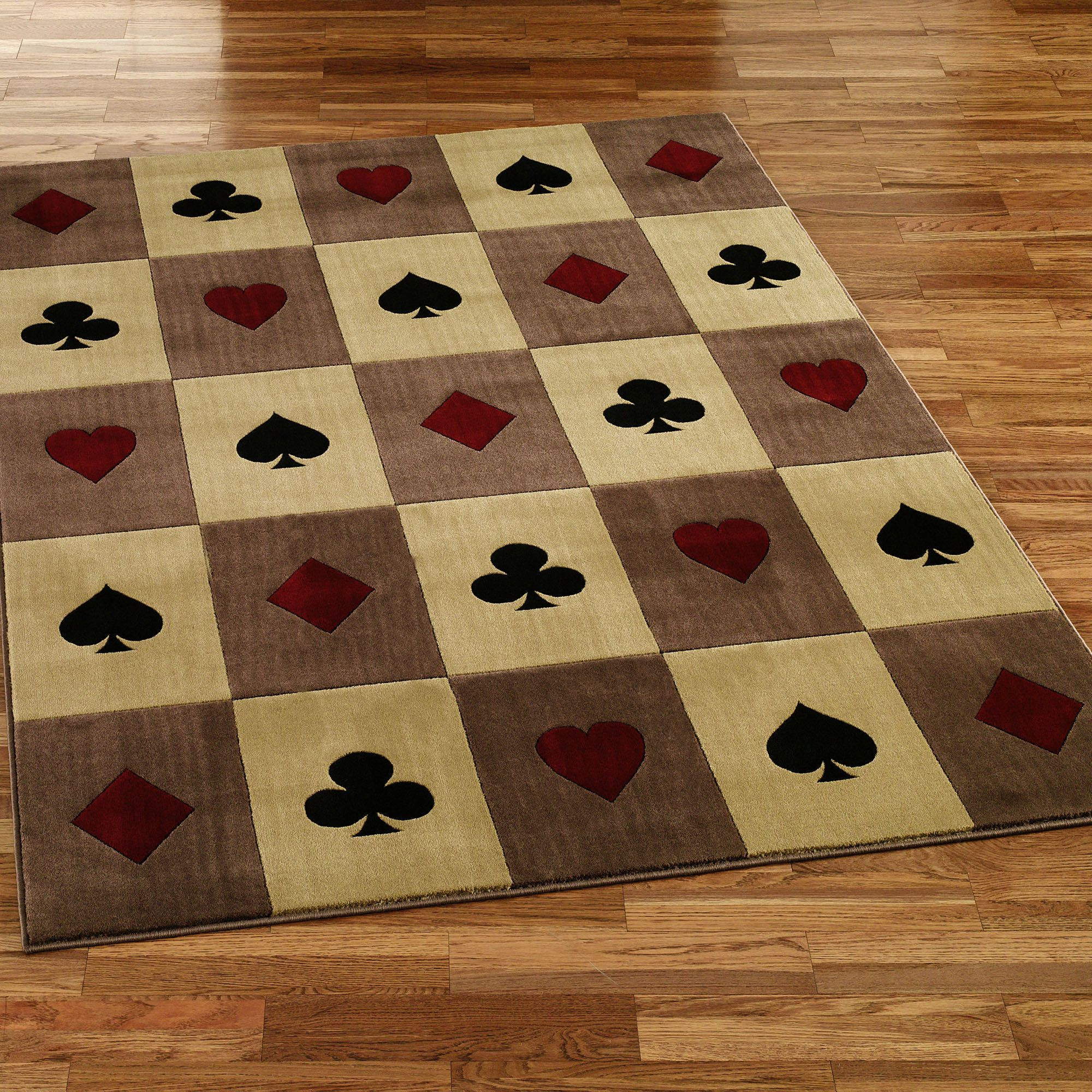 Best ideas about Game Room Rugs . Save or Pin A wonderful Wonderlandish rug Now.