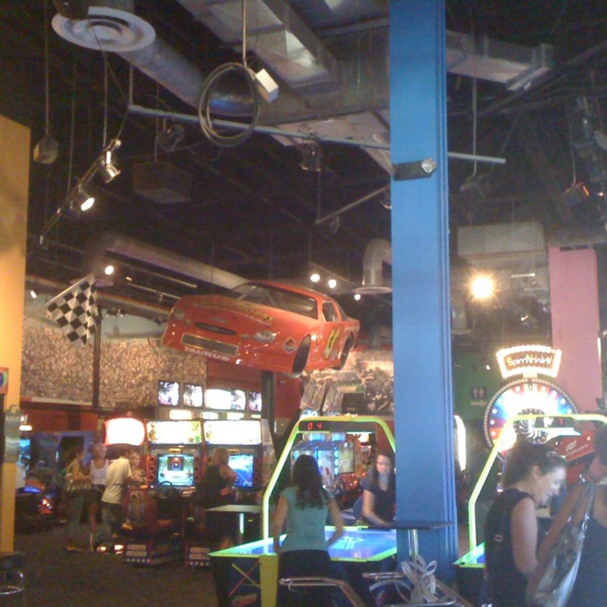 Best ideas about Game Room Sawgrass . Save or Pin GameRoom Sawgrass Restaurant & Arcade Sunrise Florida Now.