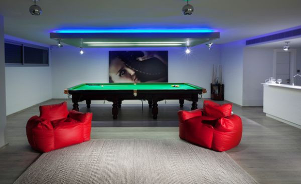 Best ideas about Game Room Seating . Save or Pin Indulge Your Playful Spirit with These Game Room Ideas Now.