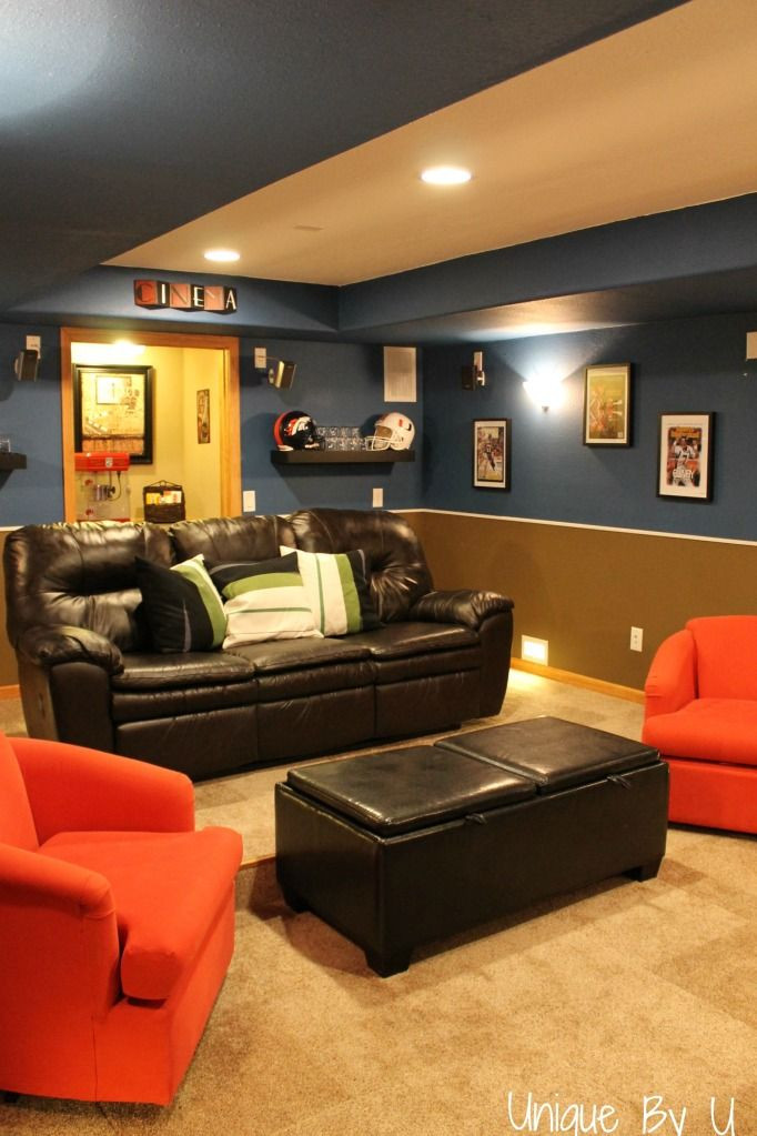 Best ideas about Game Room Seating . Save or Pin Best 25 Theatre room seating ideas on Pinterest Now.