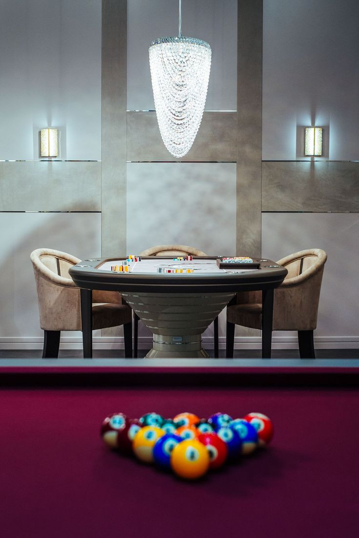 Best ideas about Game Room Table . Save or Pin 17 Best images about Entertainment by Vismara Design on Now.