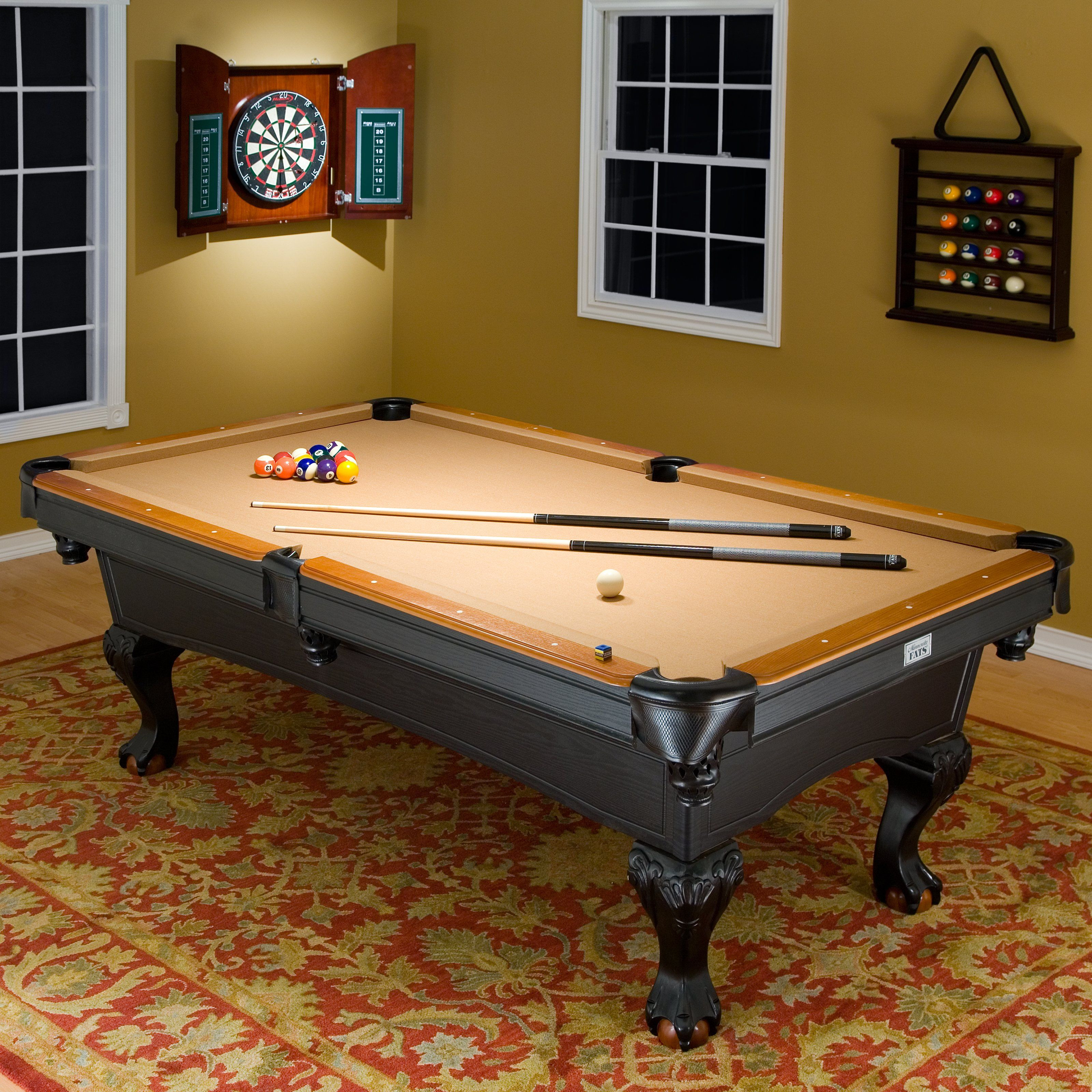 Best ideas about Game Room Table . Save or Pin Minnesota Fats 8 ft Covington Billiard Table Now.
