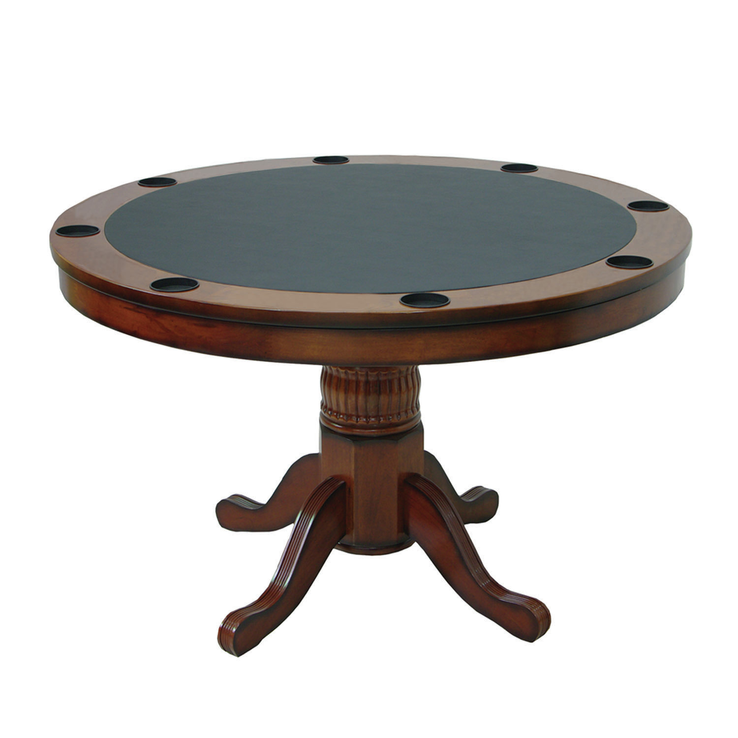 Best ideas about Game Room Table . Save or Pin RAM Game Room Round Poker Table & Reviews Now.
