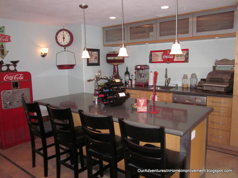 Best ideas about Game Room Toledo . Save or Pin Our Adventures in Home Improvement Holy Toledo Another Now.