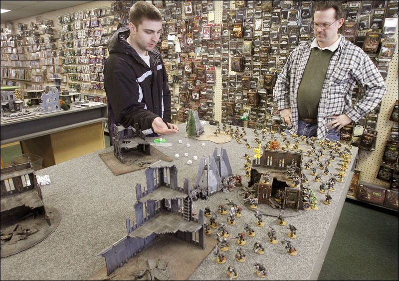 Best ideas about Game Room Toledo . Save or Pin Putting down the hammer Toledo Blade Now.