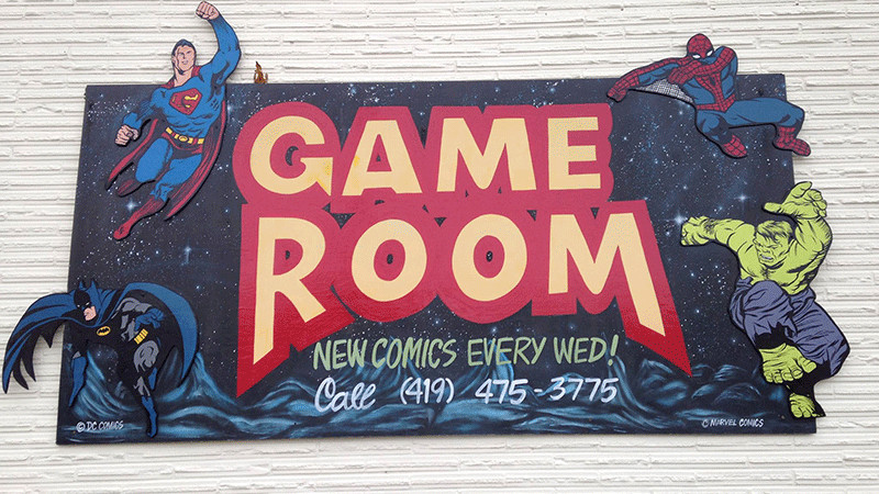 Best ideas about Game Room Toledo . Save or Pin 2018 Holiday Gift Guide—Part IV Now.