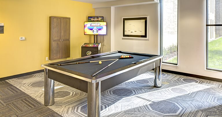 Best ideas about Game Room Toledo . Save or Pin Honors Academic Village Student Housing Toledo OH Now.