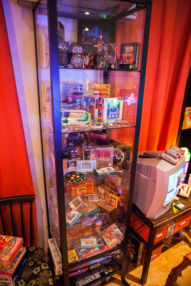 Best ideas about Game Room Trading Post . Save or Pin Game & Watch and more – stopXwhispering's Game Room Now.