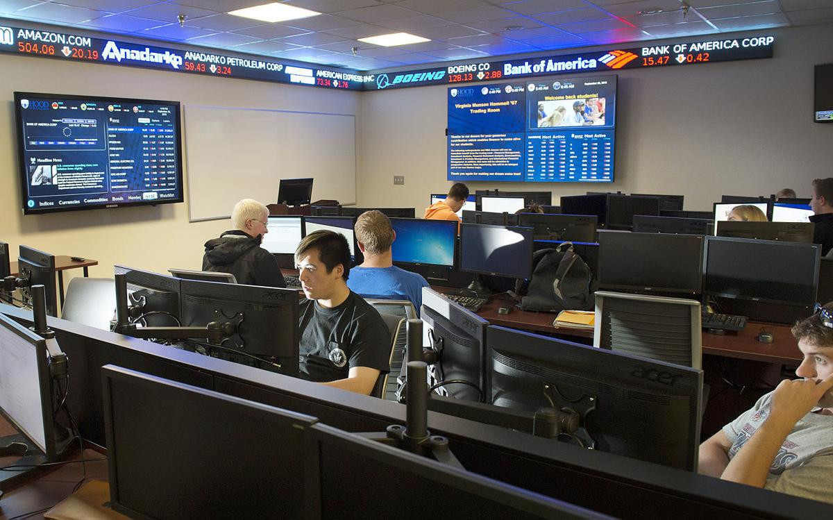 Best ideas about Game Room Trading Post . Save or Pin New trading room at Hood offers glimpse into financial Now.