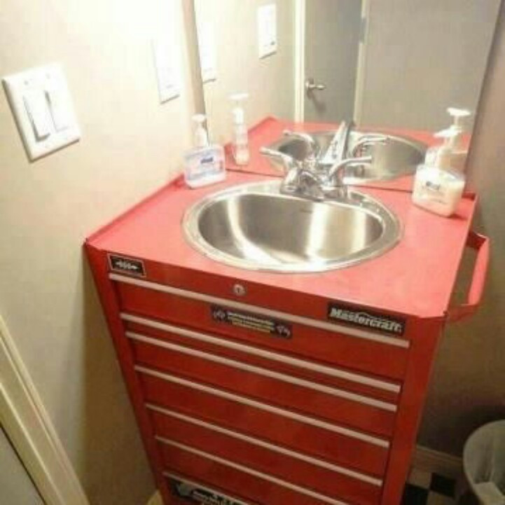 Best ideas about Garage Bathroom Ideas . Save or Pin 1000 images about Garage Bathroom ideas on Pinterest Now.