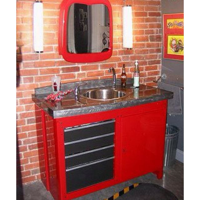 Best ideas about Garage Bathroom Ideas . Save or Pin 11 best images about Garage Bathroom ideas on Pinterest Now.