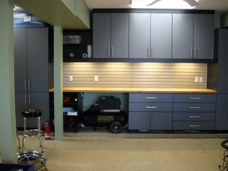 Best ideas about Garage Cabinets Ideas . Save or Pin Planning & Ideas Diy Garage Cabinets Plans How to Build Now.
