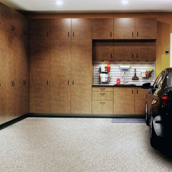 Best ideas about Garage Cabinets Ideas . Save or Pin 100 Garage Storage Ideas for Men Cool Organization And Now.