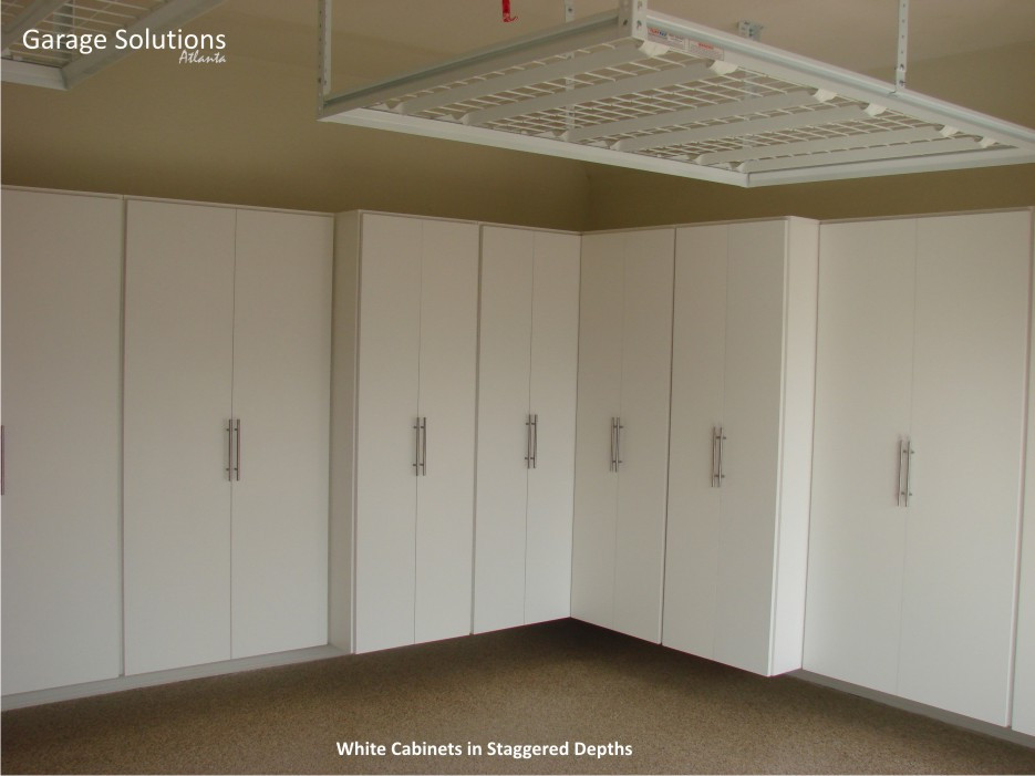Best ideas about Garage Cabinets Ideas . Save or Pin Garage Cabinet Ideas Gallery Now.