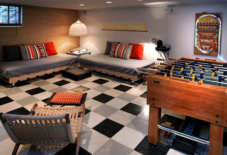 Best ideas about Garage Game Room . Save or Pin Best 25 Garage game rooms ideas on Pinterest Now.
