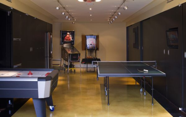 Best ideas about Garage Game Room . Save or Pin Indulge Your Playful Spirit with These Game Room Ideas Now.
