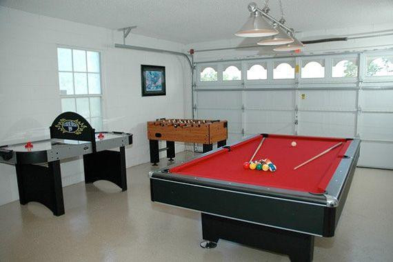 Best ideas about Garage Game Room . Save or Pin 5 Cool Ideas to Turn Your Garage Into a Game Room Now.