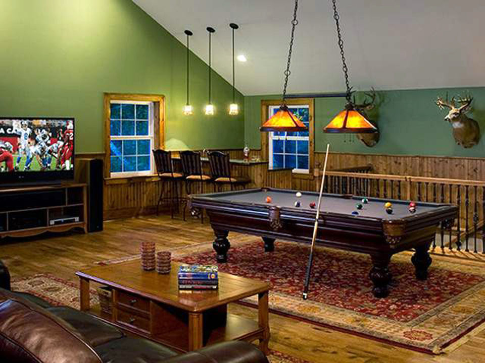 Best ideas about Garage Game Room . Save or Pin Royal Oak Game Room Addition MainStreet Design Build Now.
