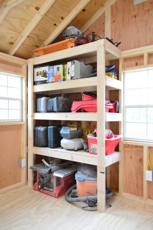 Best ideas about Garage Organization Ideas Diy . Save or Pin DIY Garage Storage Ideas & Projects Now.