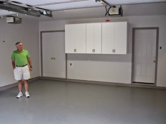 Best ideas about Garage Paint Colors Ideas . Save or Pin Interior Garage Wall Paint Colors Now.