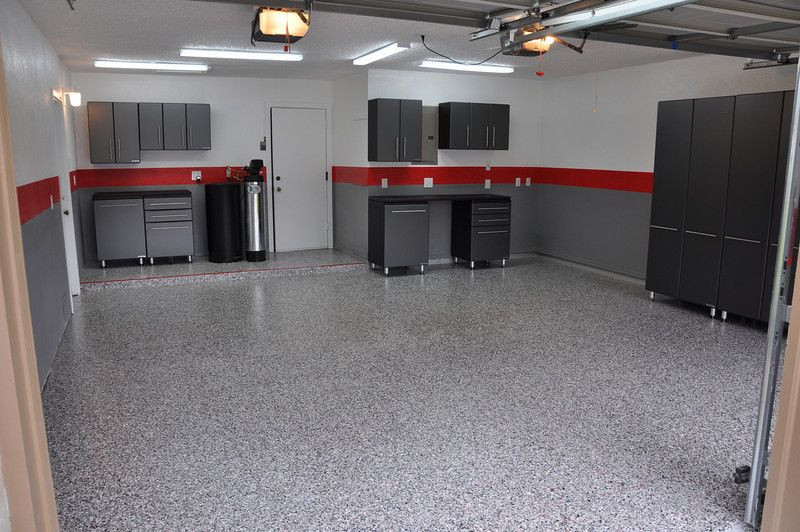 Best ideas about Garage Paint Colors Ideas . Save or Pin 25 Brilliant Garage Wall Ideas Design and Remodel Now.