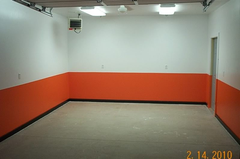 Best ideas about Garage Paint Colors Ideas . Save or Pin Painted Interior Garages Now.