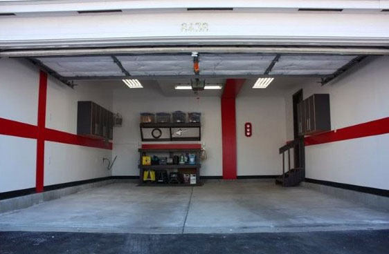 Best ideas about Garage Paint Colors Ideas . Save or Pin 50 Garage Paint Ideas For Men Masculine Wall Colors And Now.