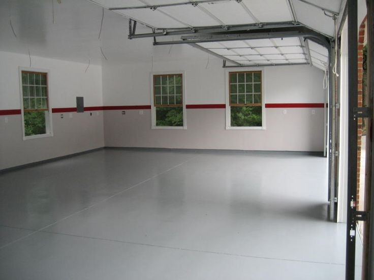 Best ideas about Garage Paint Colors Ideas . Save or Pin Multi color garage walls The Garage Journal Board Now.