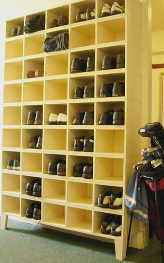 Best ideas about Garage Shoe Storage Ideas . Save or Pin Best 25 Garage shoe storage ideas on Pinterest Now.