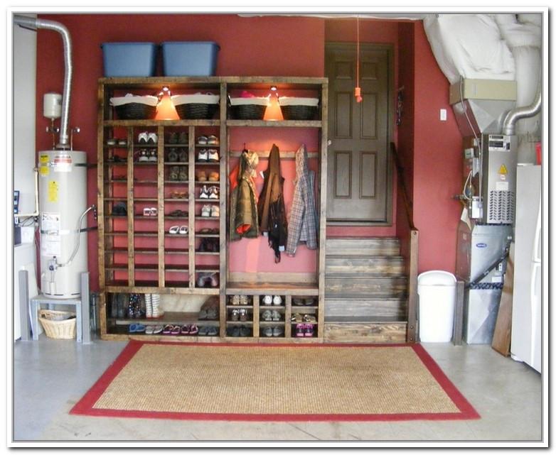 Best ideas about Garage Shoe Storage Ideas . Save or Pin Shoe storage ideas for garage home design ideas Ideas for Now.