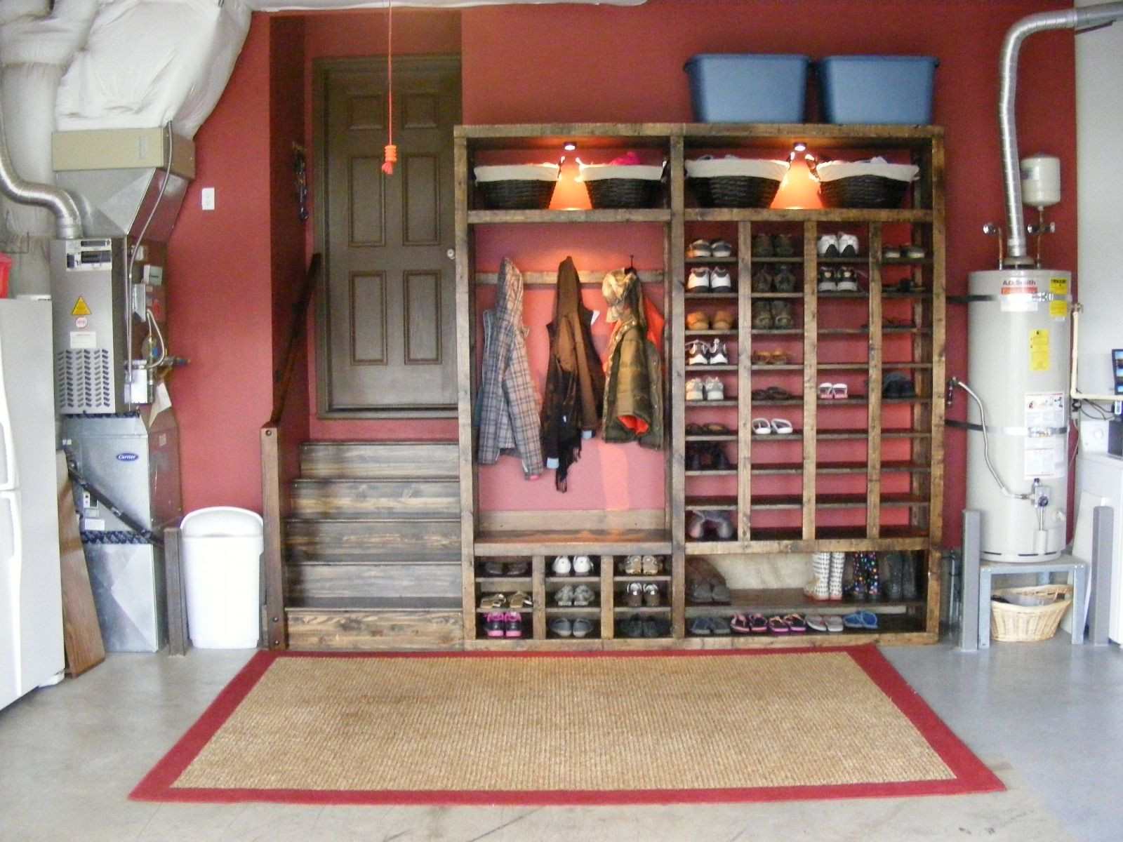 Best ideas about Garage Shoe Storage Ideas . Save or Pin Garage Shoe Rack This is fantastic although for the Now.