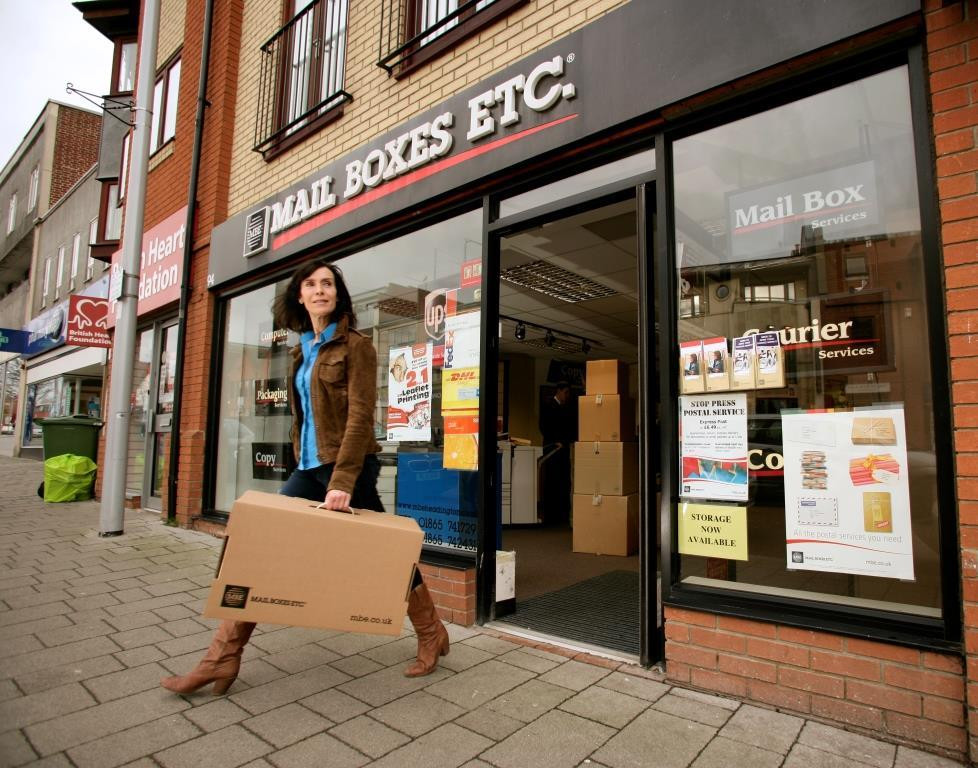 Best ideas about Garden City Post Office . Save or Pin Mail Boxes Etc Welwyn Garden City 39B Howardsgate Now.