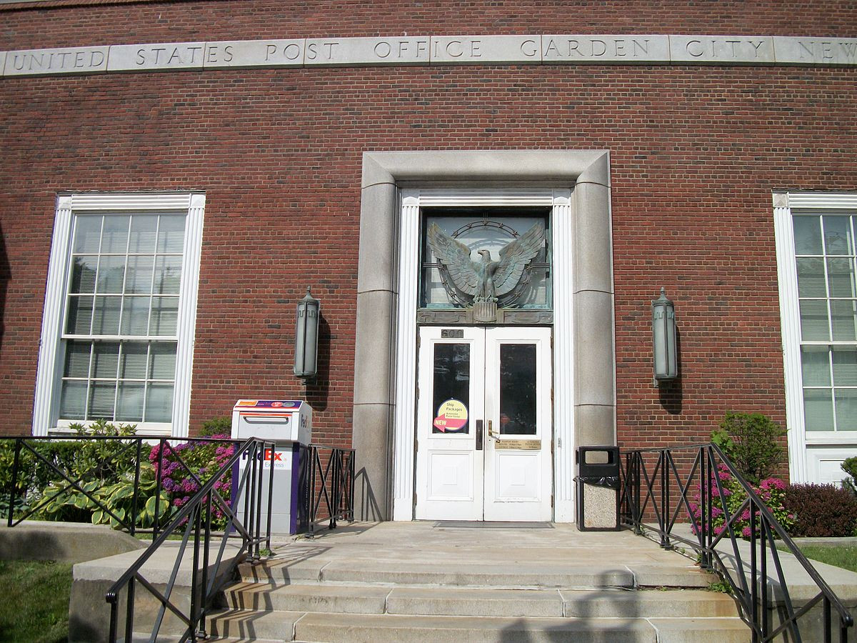 Best ideas about Garden City Post Office . Save or Pin United States Post fice Garden City New York Now.