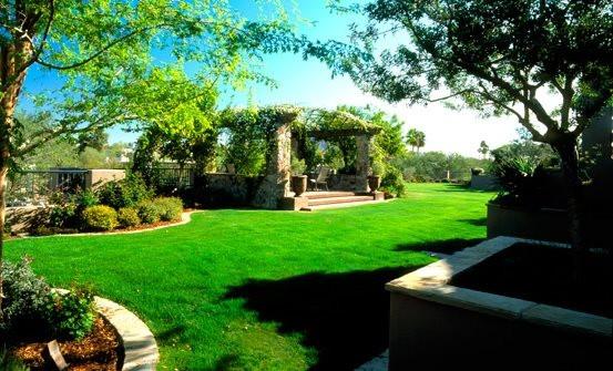 Best ideas about Garden Ideas Backyard . Save or Pin Backyard Landscaping Phoenix AZ Gallery Now.