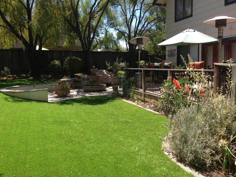 Best ideas about Garden Ideas Backyard . Save or Pin Fake Grass For Lawn Now.