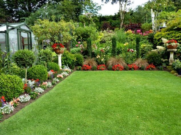 Best ideas about Garden Ideas Backyard . Save or Pin 20 Fascinating Backyard Garden Designs Now.