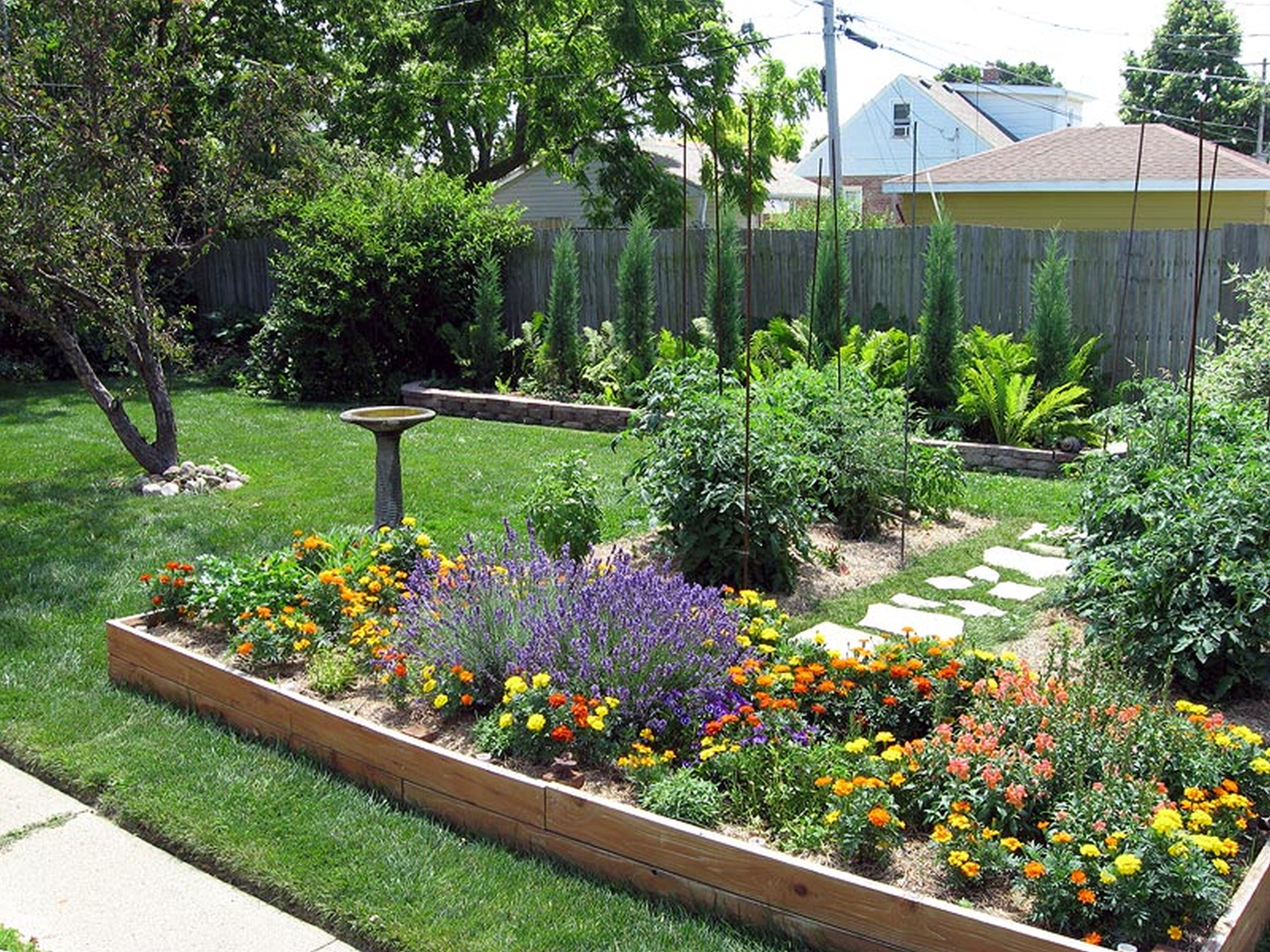 Best ideas about Garden Ideas Backyard . Save or Pin The Tren st Spring Backyard Design Ideas for Your Home Now.