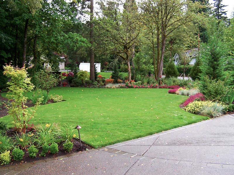Best ideas about Garden Ideas Backyard . Save or Pin Amazing Backyard Landscaping Ideas Quiet Corner Now.