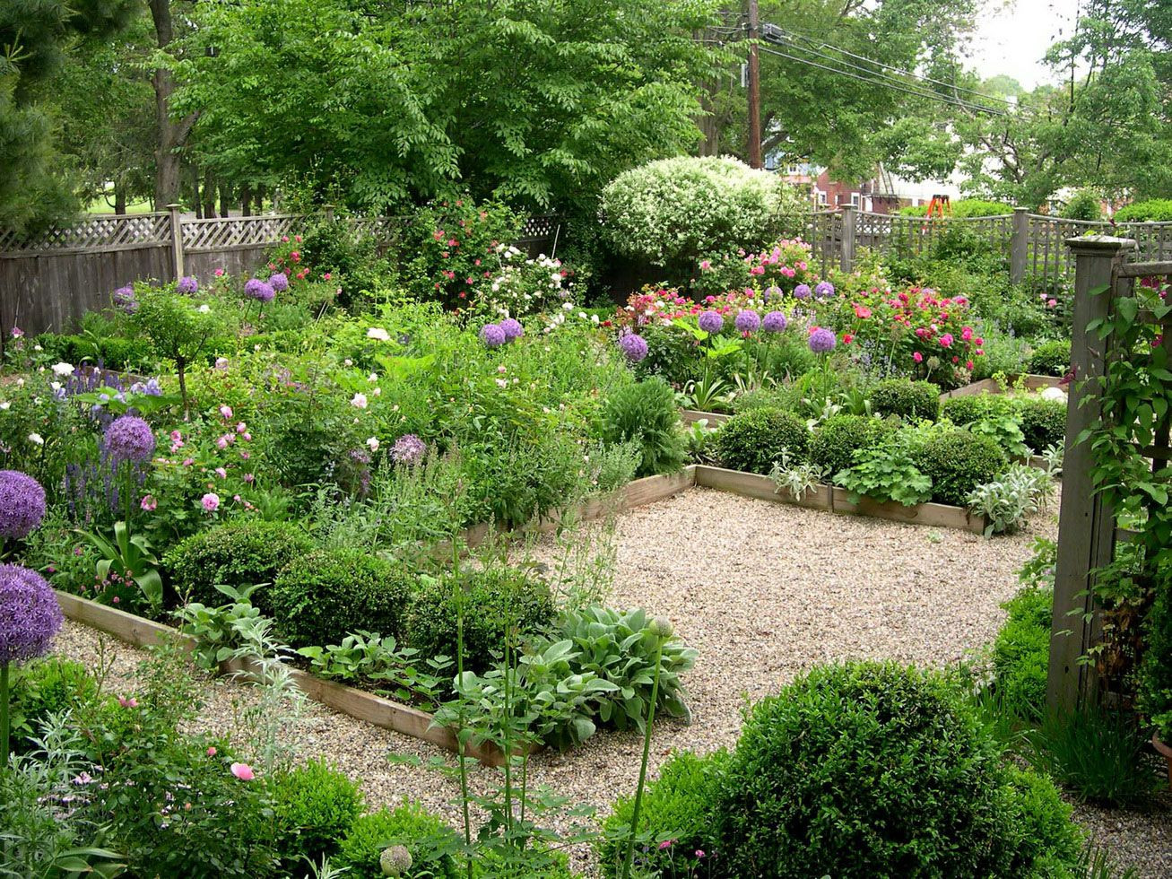 Best ideas about Garden Ideas Backyard . Save or Pin 4 Backyard Garden Ideas You Have to Try Immediately Now.