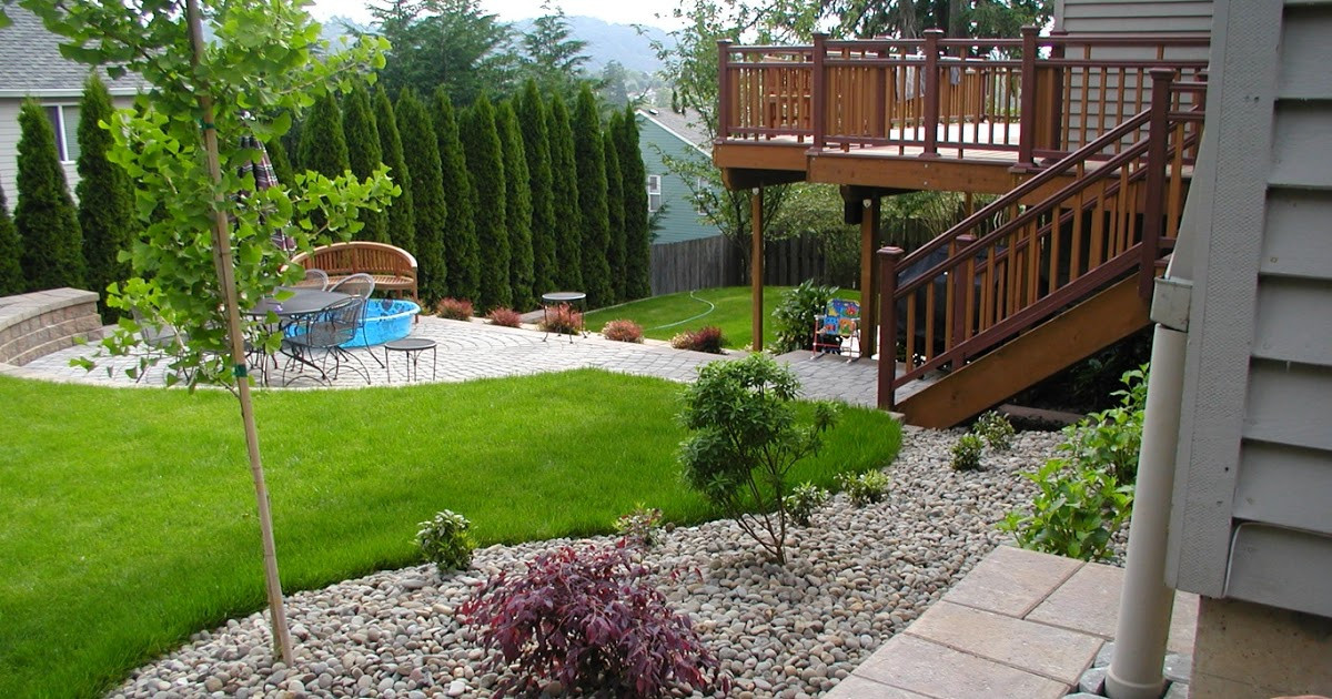 Best ideas about Garden Ideas Backyard . Save or Pin Small Landscaping Ideas for Backyard Designs for Privacy Now.