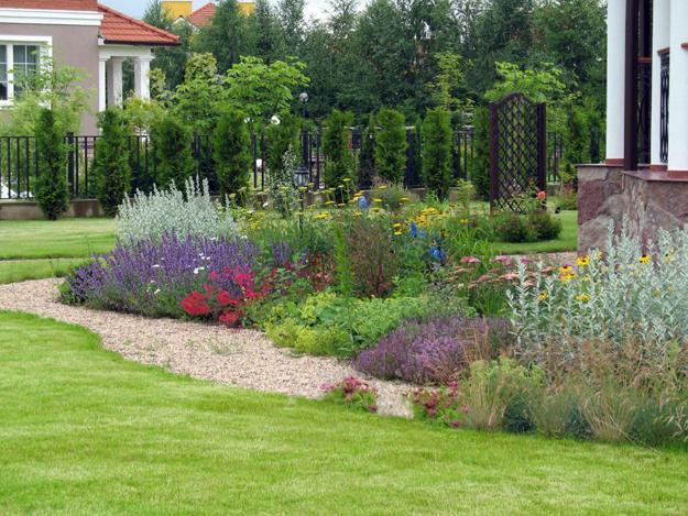 Best ideas about Garden Ideas Backyard . Save or Pin Natural Backyard Landscaping Ideas Save Money Creating Now.