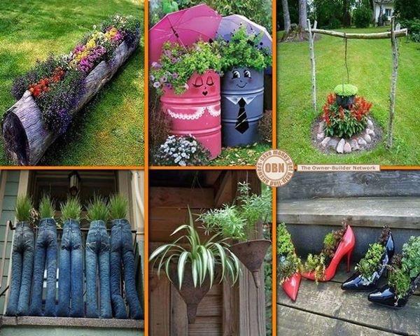 Best ideas about Garden Ideas Diy . Save or Pin Diy Garden Ideas Pinterest PDF Now.