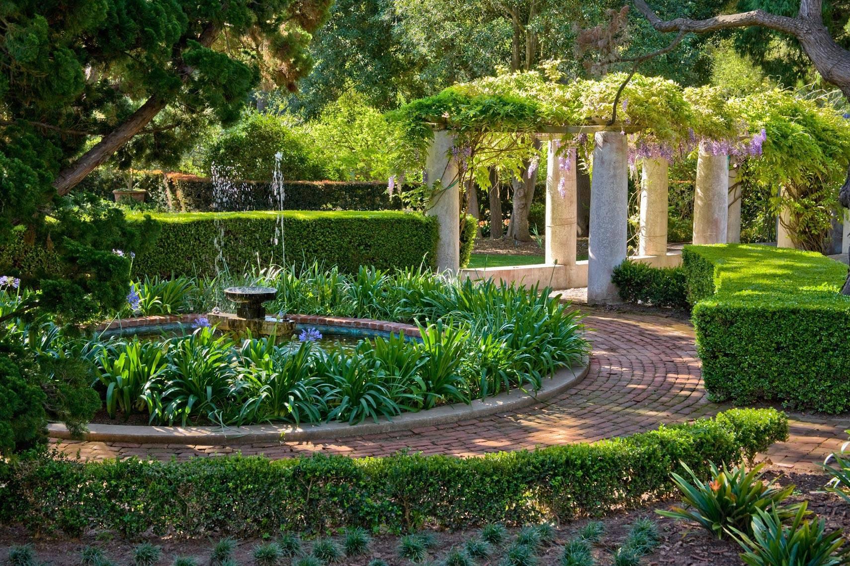 Best ideas about Garden Landscape Ideas . Save or Pin 15 Refreshing Mediterranean Landscape Designs For A Now.
