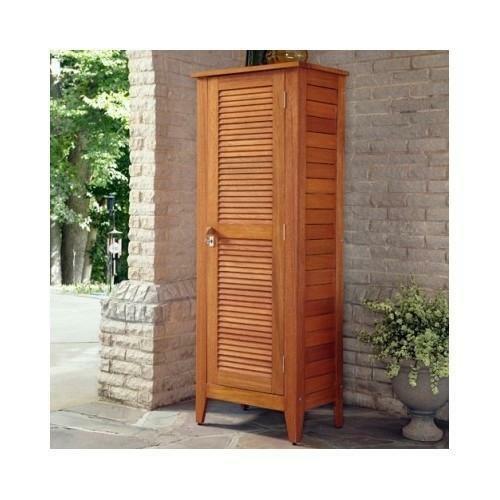 Best ideas about Garden Storage Cabinet . Save or Pin NEW 1 Door Multi Purpose Outdoor Storage Cabinet Garden Now.